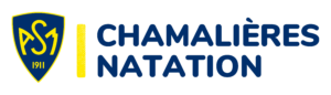 ASM Chamalières Natation Logo